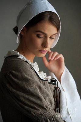 Photograph - Historical Maid Servant  by Lee Avison