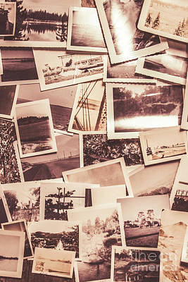 Collection Photograph - History In Still Photographs by Jorgo Photography - Wall Art Gallery