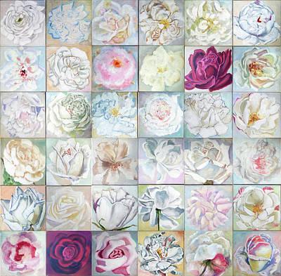 Painting - History Of Art by Eva Konya