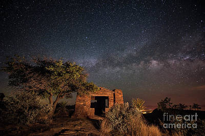 Photograph - History Under The Stars by Melany Sarafis