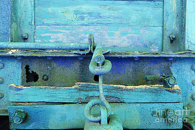 Photograph - Hitch In Blues by Nina Silver