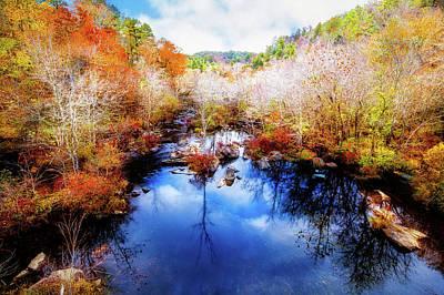 Photograph - Hiwassee River Gorge by Debra and Dave Vanderlaan