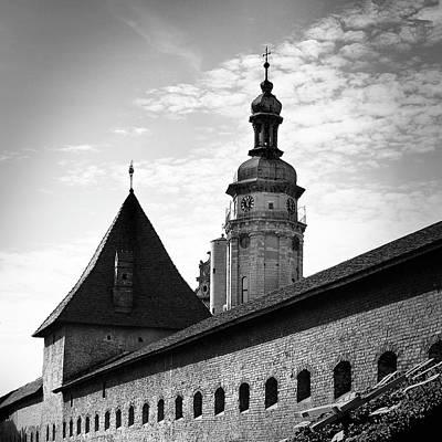 Hlyniany Gate. Lviv, 2011. Art Print