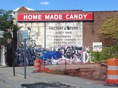 Candy Corn Digital Art - HMC by 2141 Photography