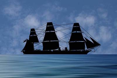 Warrior Wall Art - Photograph - Hms Warrior 1859 V1 by Smart Aviation