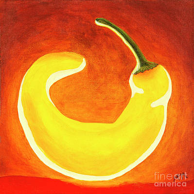Painting - Hot And Sweet by Garry McMichael