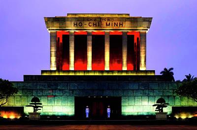 Photograph - Ho Chi Minh Mausoleum by Fabrizio Troiani