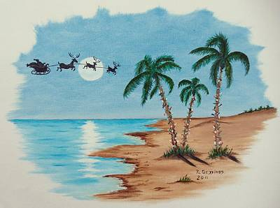 Painting - Ho Ho Hot by Riley Geddings