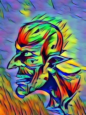 Hob Goblin Art Print