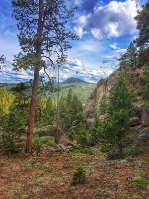 Photograph - Hobbs Peak Park II by Dan Miller