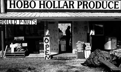 Produce Stands Photograph - Hobo Hollar Produce by Todd Fox