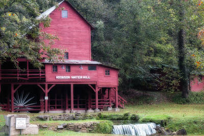 Photograph - Hodgson Mill by Deb Buchanan