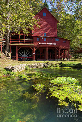 Photograph - Hodgson Mill by Jennifer White