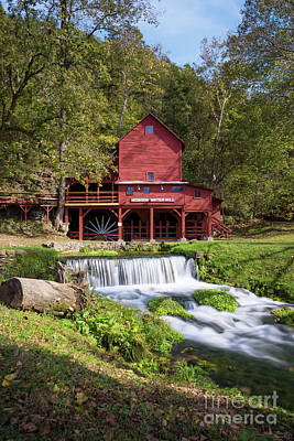 Photograph - Hodgson Mill Portrait by Jennifer White