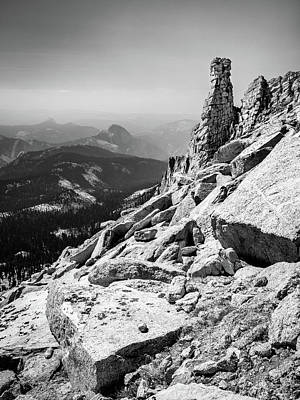 Photograph - Hoffmann Tower by Alexander Kunz