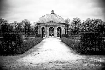 Photograph - Hofgarten Path by John Rizzuto