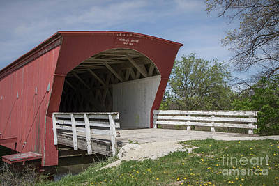 Photograph - Hogback Covered Bridge 3 by Teresa Wilson