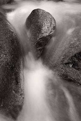 Hogback Creek And Granite Inyo Natl Forest Bw Original by Steve Gadomski