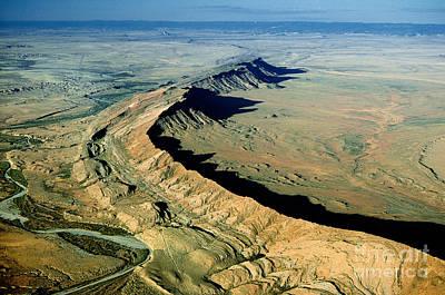 Hogback Photograph - Hogback Ridge by Phil Degginger