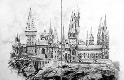 Hogwarts Original by Ann Supan