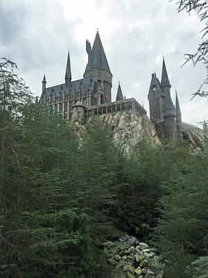 Photograph - Hogwarts Castle 1 by Aimee L Maher Photography and Art Visit ALMGallerydotcom