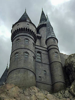 Photograph - Hogwarts Castle 3 by Aimee L Maher Photography and Art Visit ALMGallerydotcom