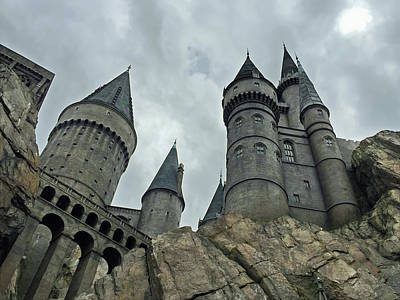 Photograph - Hogwarts Castle 4  by Aimee L Maher Photography and Art Visit ALMGallerydotcom