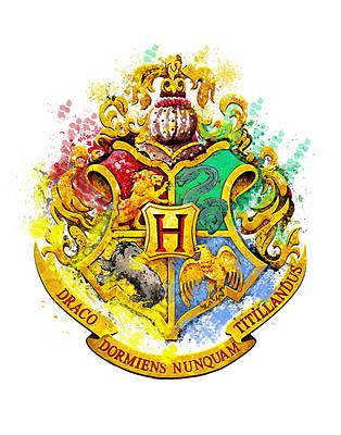 Hogwarts Crest Original by Dimex Studio