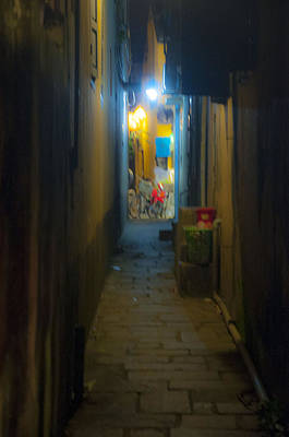 Photograph - Hoi An Alleyway by Rob Hemphill
