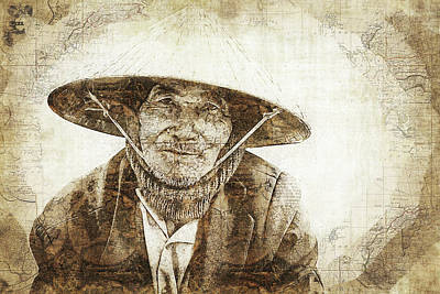 Photograph - Hoi An Gent by Cameron Wood