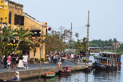 Hoi An Town Vietnam Art Print