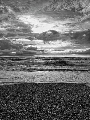 Photograph - Hokitika Beach - New Zealand I by Steven Ralser