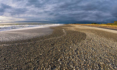 Photograph - Hokitika Beach New Zealand II by Steven Ralser