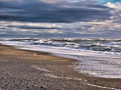 Photograph - Hokitika Beach New Zealand IIi by Steven Ralser