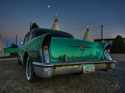 Photograph - Holbrook Az - Wigwam Motel 013 by Lance Vaughn