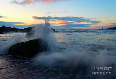 Photograph - Holding Back The Tides by Mike Dawson