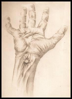 bleeding wrist drawing - 218×300