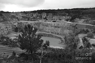 Landscapes Royalty-Free and Rights-Managed Images - Hole In The Ground by Skip Willits