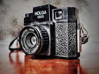 Photograph - Holga 120s by Sharon Popek