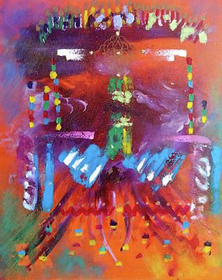 Holi Painting - Holi by Dielle Ciesco