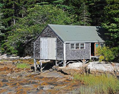 Holidat Ledges Boathouse Original