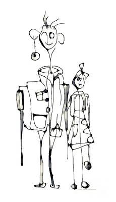 Digital Art - Holiday 3738 by Marek Lutek
