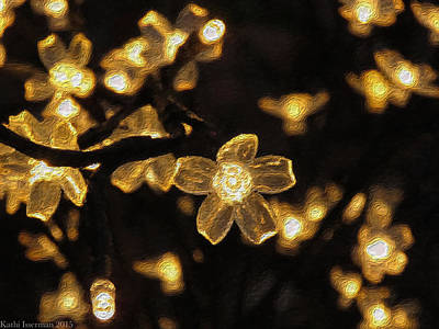 Photograph - Holiday Lights I by Kathi Isserman