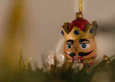 Photograph - Holiday Nutcracker by Stephanie Maatta Smith