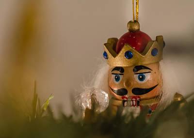 Photograph - Holiday Nutcracker by Stephanie Maatta Smith