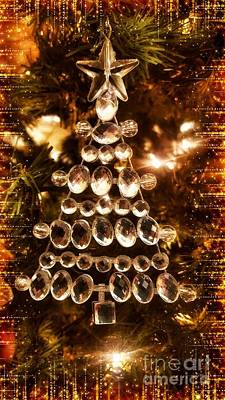 Photograph - Holiday Shine 1 by Rachel Hannah