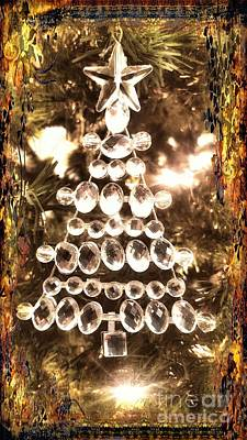 Photograph - Holiday Shine 2 by Rachel Hannah