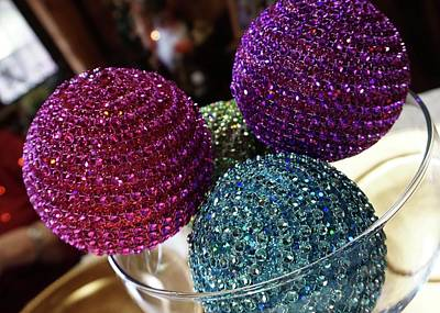Photograph - Holiday Sparkle by Norma Brock