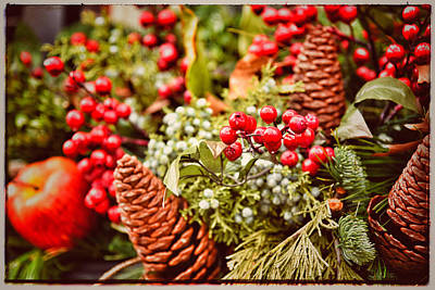 Photograph - Holiday Wishes II by Kathi Isserman