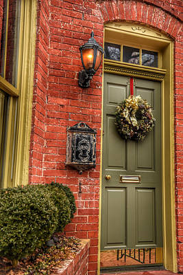 Photograph - Holiday Wishes IIi by Kathi Isserman